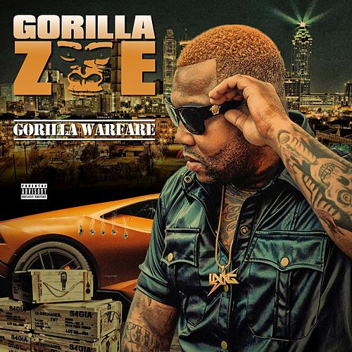 Gorilla Warfare de Gorilla Zoe