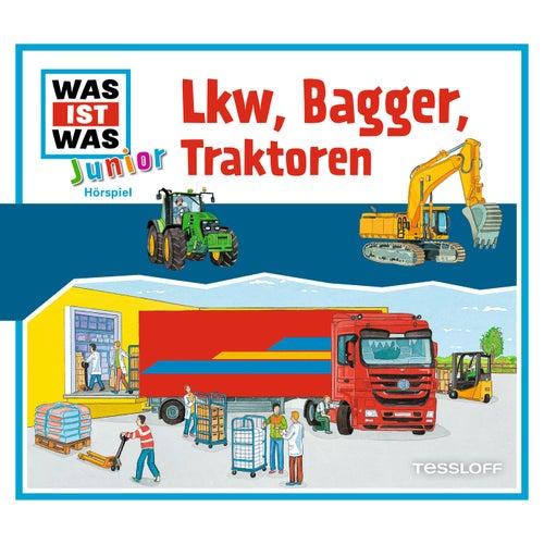 21: LKW, Bagger, Traktoren von Was Ist Was Junior