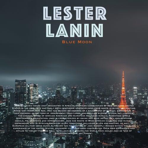 Blue Moon von Lester Lanin