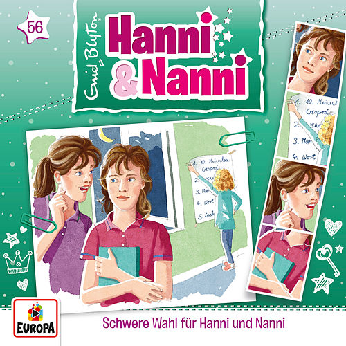 056/Schwere Wahl für Hanni und Nanni by Hanni und Nanni