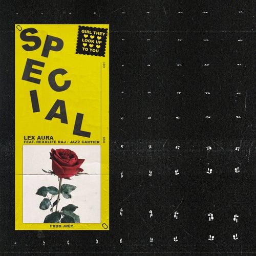 Special (feat. Rexx Life Raj & Jazz Cartier) de Lex Aura