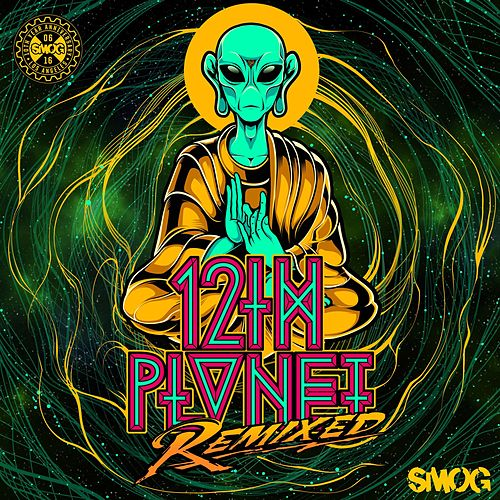 12th Planet Remixed de 12th Planet