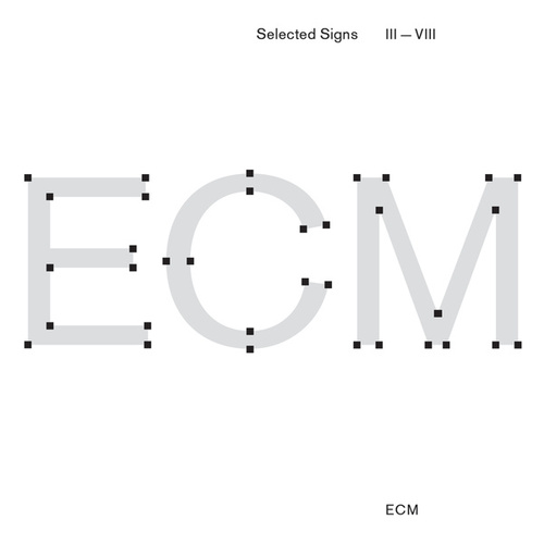 ECM Selected Signs III - VIII de Various Artists
