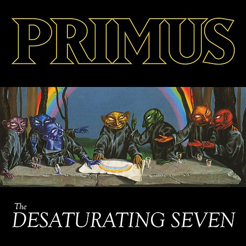 The Desaturating Seven von Primus