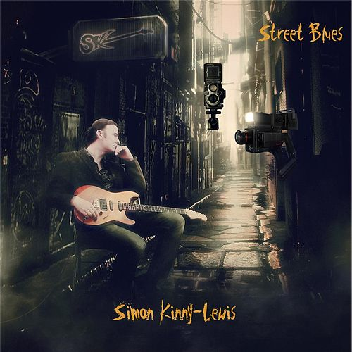 Street Blues by Simon Kinny-Lewis