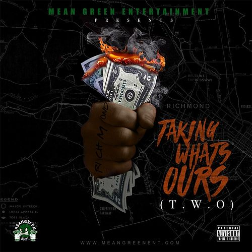 Taking Whats Ours (T.W.O.) von Various Artists
