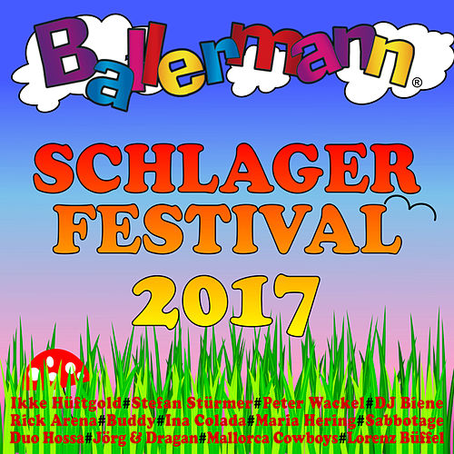 Ballermann Schlagerfestival 2017 von Various Artists