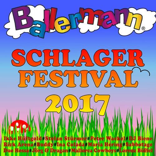 Ballermann Schlagerfestival 2017 von Various Artists