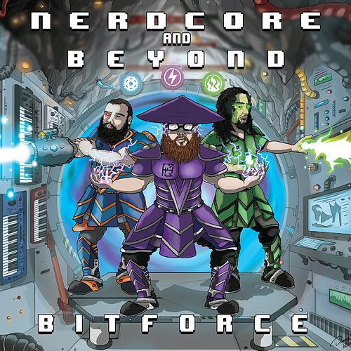 Nerdcore and Beyond de Bitforce