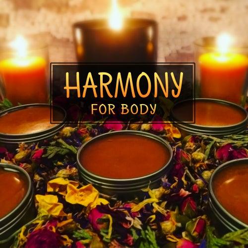 Harmony for Body – Spa Music, Relax, Tibetan Sounds Relieve Stress, Pure Massage, Sleep, Beauty, Healing Nature de Massage Tribe