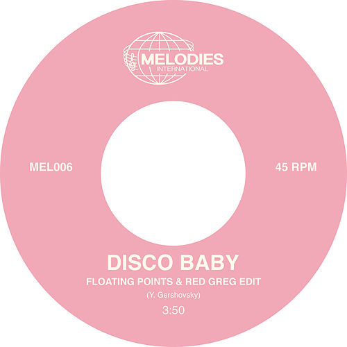 Disco Baby by Y. Gershovsky