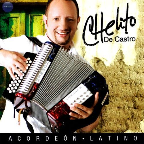 Acordeón Latino by Chelito de Castro