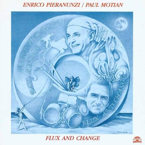 Flux And Change von Paul Motian