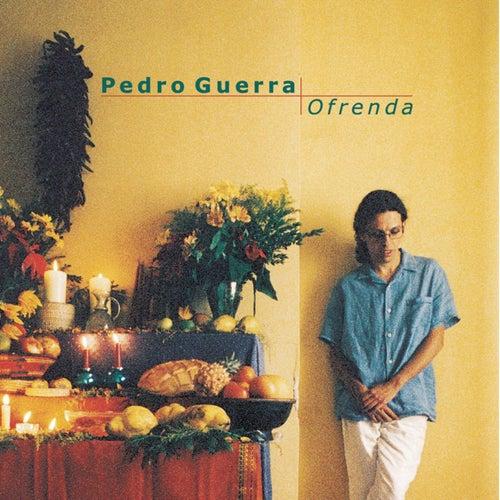 Ofrenda de Pedro Guerra
