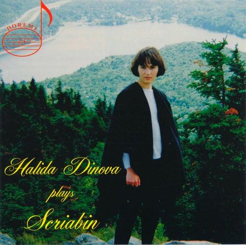 Halida Dinova Plays Scriabin by Halida Dinova