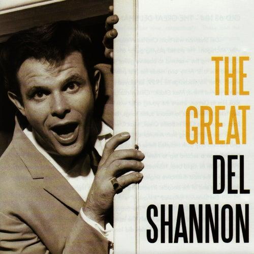 The Great Del Shannon de Del Shannon