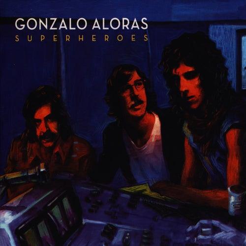 Superhéroes de Gonzalo Aloras