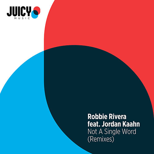 Not A Single Word (Remixes) by Robbie Rivera