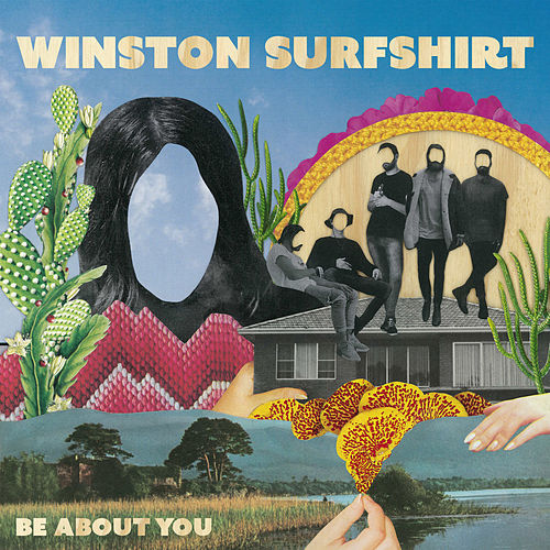 Be About You de Winston Surfshirt