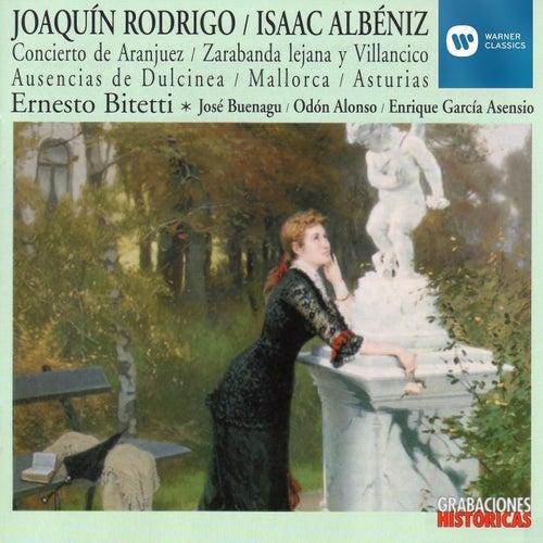 Grandes Compositores Españoles, 29. Joaquín Rodrigo, Isaac Albéniz von ERNESTO BITETTI
