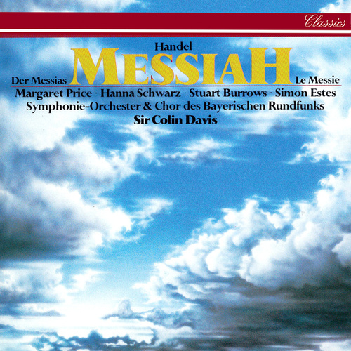 Handel: Messiah by Sir Colin Davis