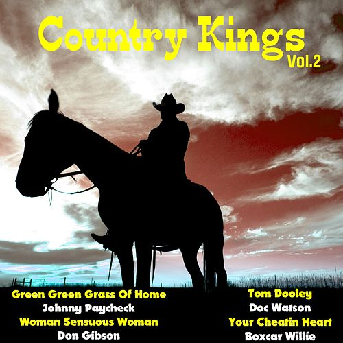 Country Kings, Vol. 2 by Various Artists