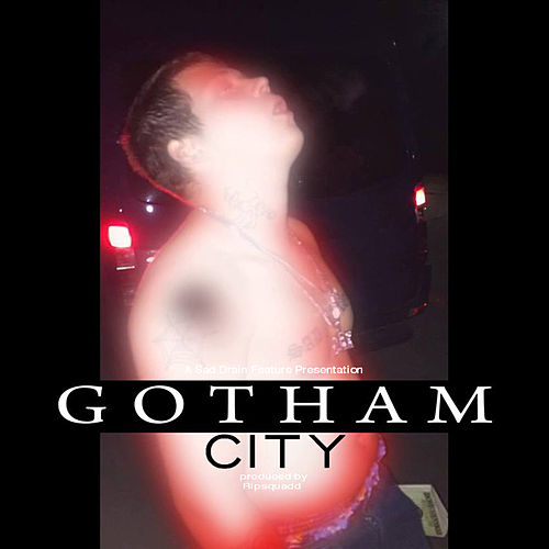 Gotham City by Bladee