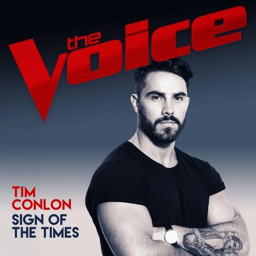 Sign Of The Times (The Voice Australia 2017 Performance) von Tim Conlon