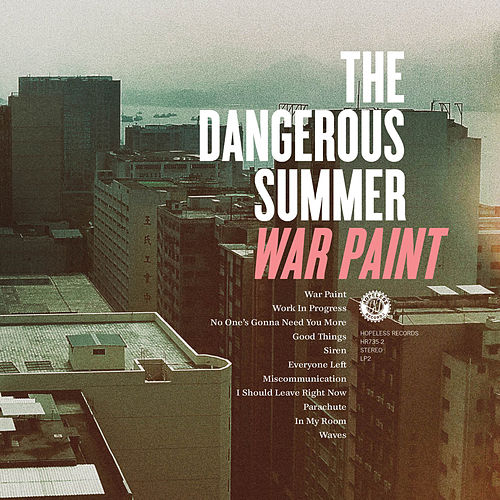 War Paint (Deluxe Edition) de The Dangerous Summer