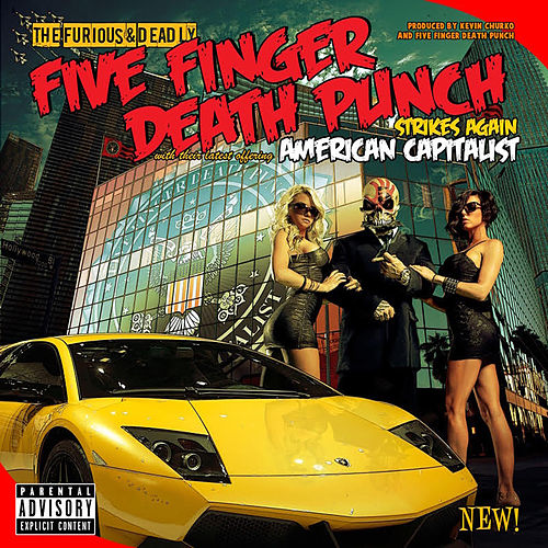 American Capitalist von Five Finger Death Punch