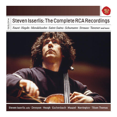 Steven Isserlis: The Complete RCA Recordings by Steven Isserlis