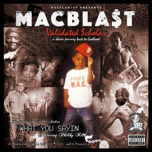 Validated Scholar de Macblast