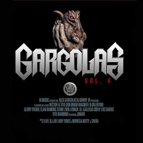 Alex Gárgolas Presenta: Las Gárgolas, Vol.4 by Various Artists