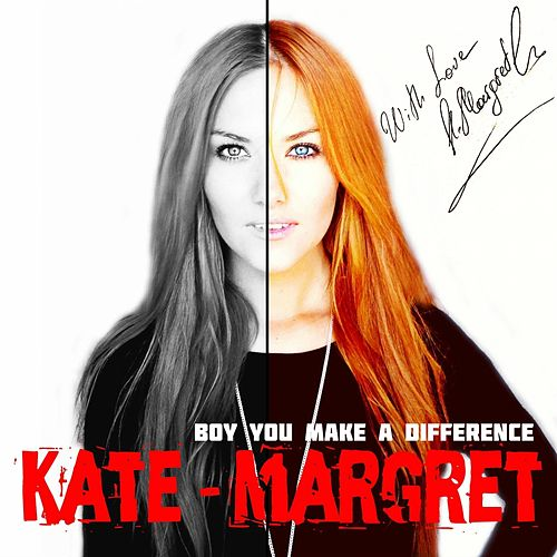 Boy You Make a Difference van Kate-Margret