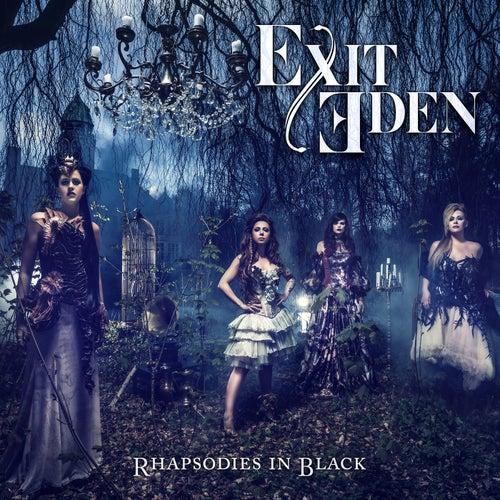 Rhapsodies In Black von Exit Eden