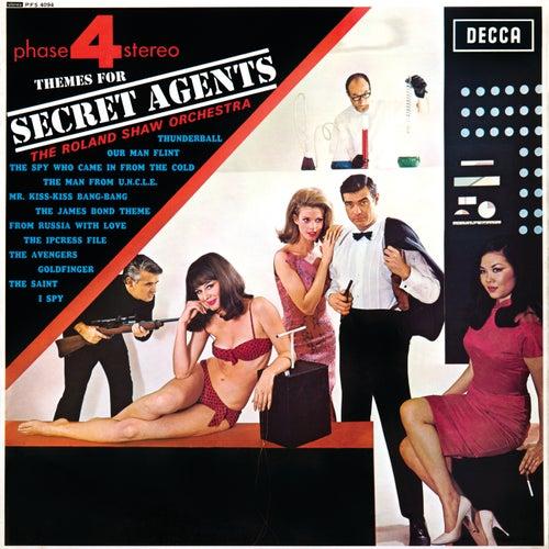 Themes For Secret Agents de Roland Shaw