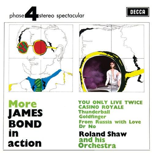 More James Bond In Action de Roland Shaw