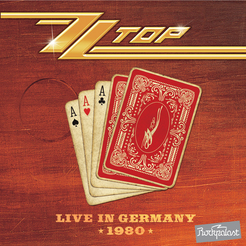 Live In Germany - Rockpalast 1980 de ZZ Top