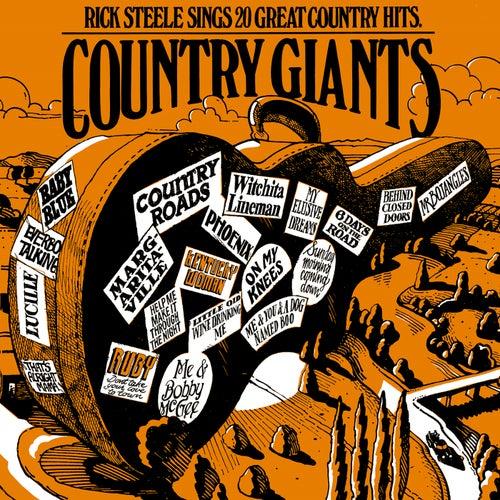Country Giants de Rick Steele