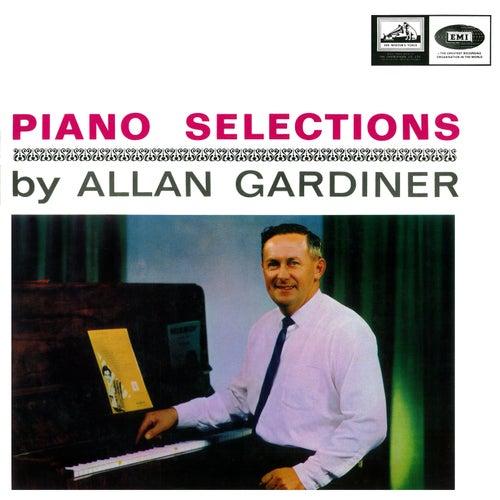 Piano Selections de Allan Gardiner
