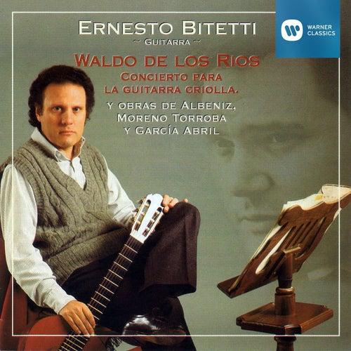 Concierto para la guitarra criolla de ERNESTO BITETTI