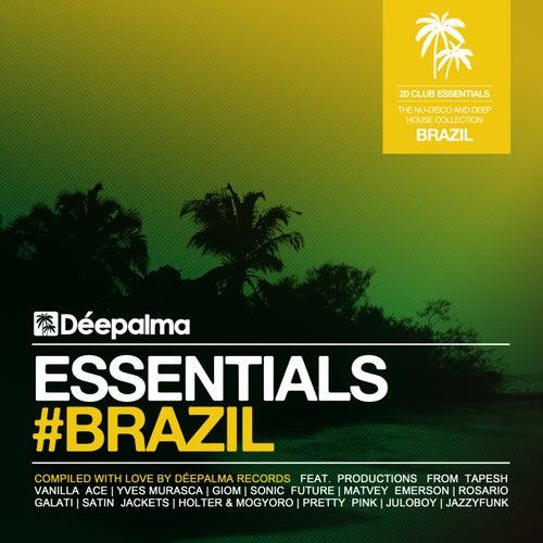 Déepalma Essentials: Brazil de Various Artists