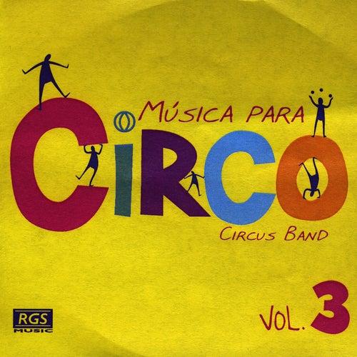 Musica Para Circo Vol. 3 de Circus Band