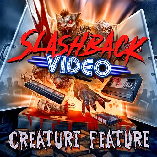 Slashback Video by Creature Feature
