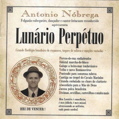 Lunário Perpétuo de Antonio Nóbrega