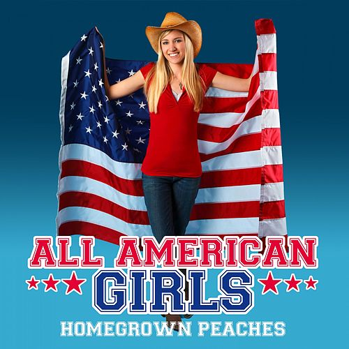 All American Girls de Various Artists