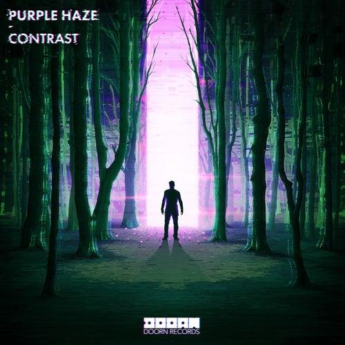 Contrast von Purple Haze