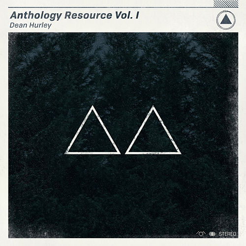 Anthology Resource Vol. 1: △△ by Dean Hurley