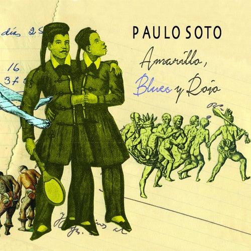 Amarillo, Blues y Rojo von Paulo Soto