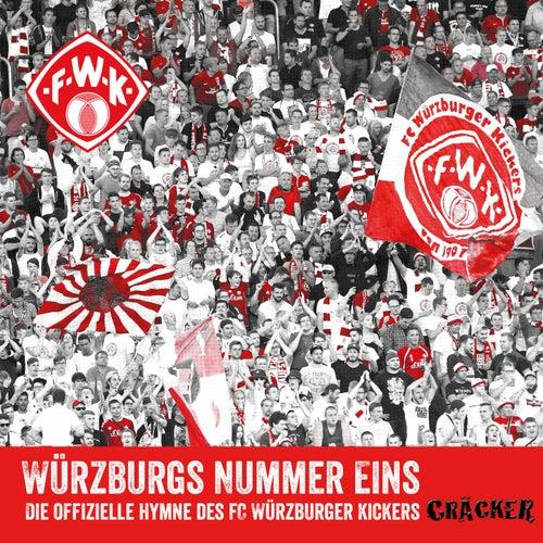 Würzburgs Nummer Eins: Die offizelle Hymne des FC Würzburger Kickers by Cräcker